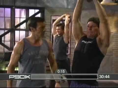 Body Transformation With Tony Horton, Tony Horton