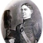 Samuel Reid Gleaves Son of James Lucien Gleaves, Sr. and grandson of Samuel Crockett Gleaves In his West Point Uniform