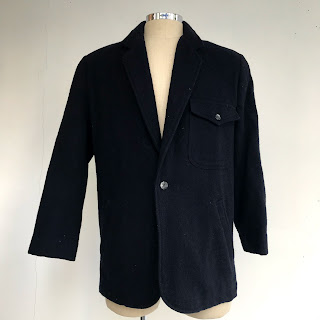 Yves Saint Laurent Menswear Vintage Jacket