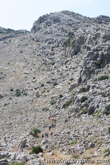 Pico Ventana desde Montejaque