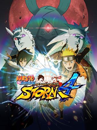 โหลดเกมส์ (PC) Naruto Shippuden: Ultimate Ninja Storm ภาค 4