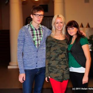 Perry Noble seminar juhtidele Tartu Athena keskuses