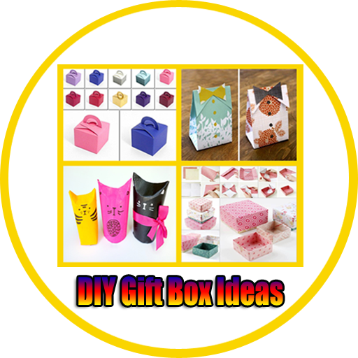 Crafts Gift Box Ideas