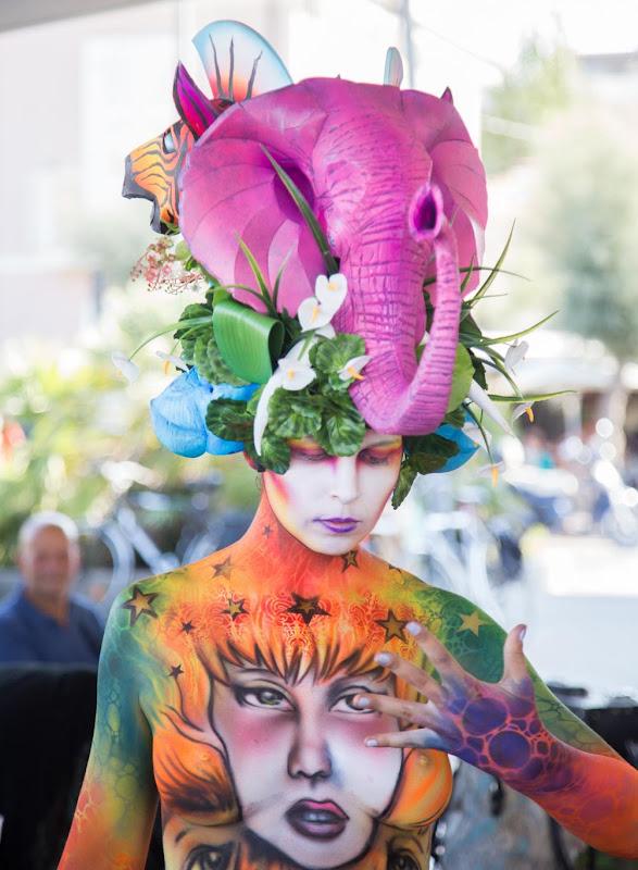 IMG_4908 Color Sea Festival 2018 - Bodypainting a Fano
