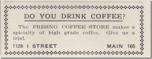 Fresno Coffee Store