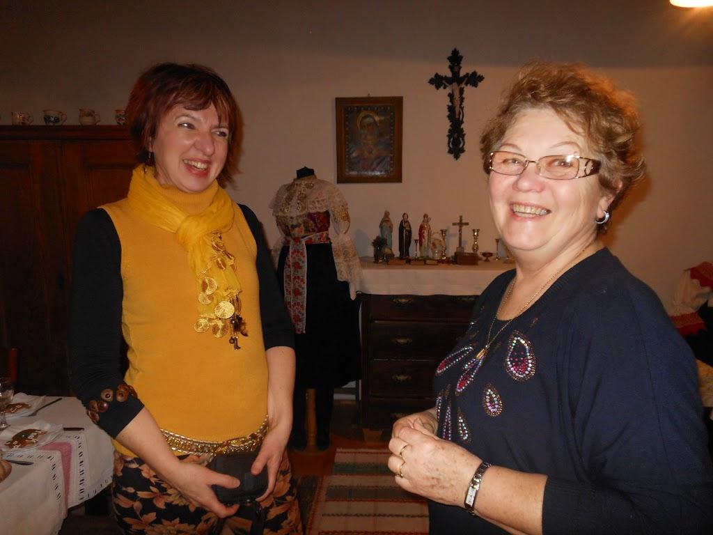 Ľudmilka Chynoranská a Ruženka Molnárová