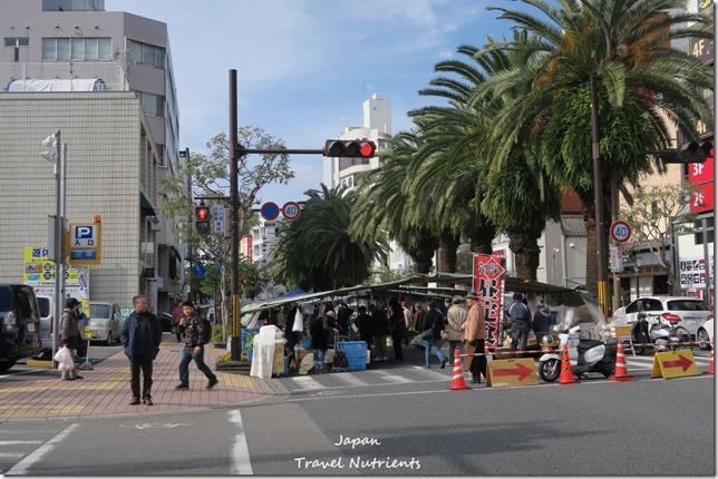 日本四國 高知日曜市 (6)