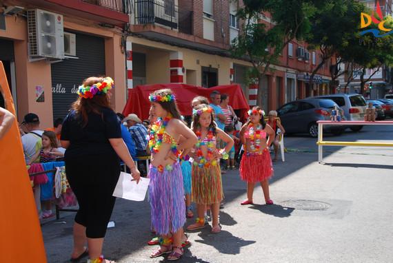 Gran éxito de la fiesta del verano para celebrar el día de San Juan