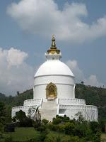 Peace Pagoda - Pokhara