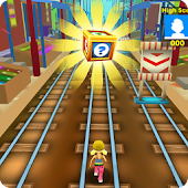 Tải train Surf Run Fun 3d APK
