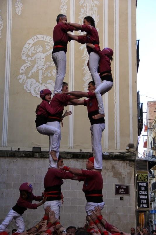 19è Aniversari Castellers de Lleida. Paeria . 5-04-14 - IMG_9469.JPG