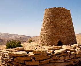 Oman - Kibaykib-Al Jaylah Towers