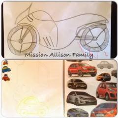 Tot school - vehicles, color in, sticker picture book