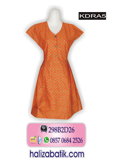 grosir batik pekalongan, Baju Dress, Dress Batik, Baju Grosir