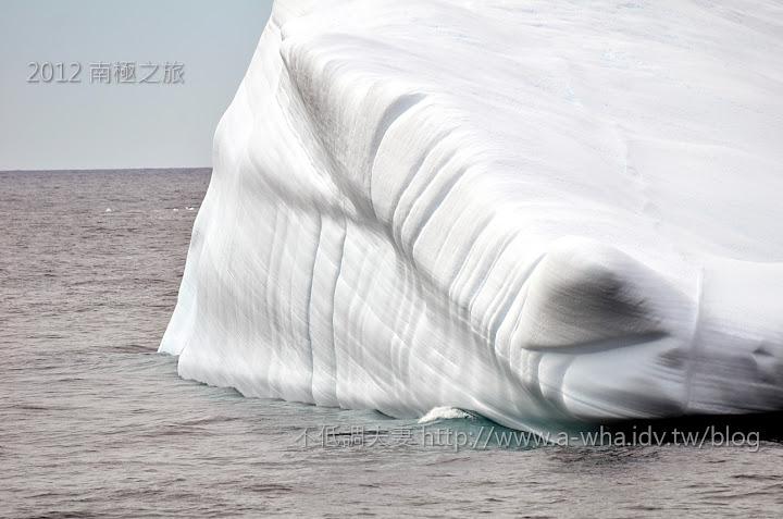 【南極探索旅遊】南極冰山照片集錦~PART1~標浮在海洋中的摩天大樓