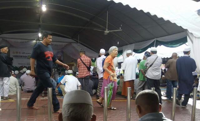 Bukan Islam Kelantan Sempoi Hudud