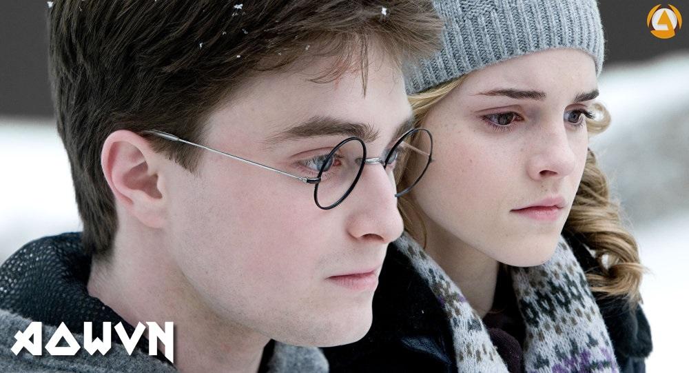 2911385 - [ Phim 3gp Mp4 ] Tổng hợp toàn bộ Harry Potter   Vietsub - Hành động pháp thuật