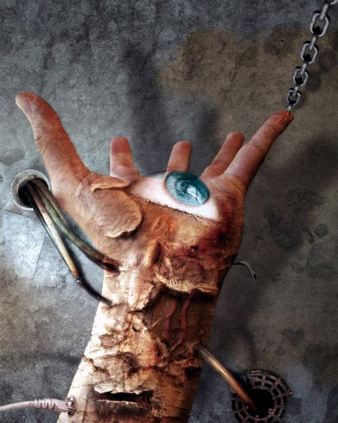 Hand And The Eye, Evil Creatures 2