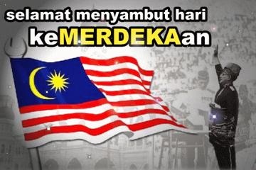 Selamat Hari Kemerdekaan Ke 59 Malaysia Nadia Izzaty