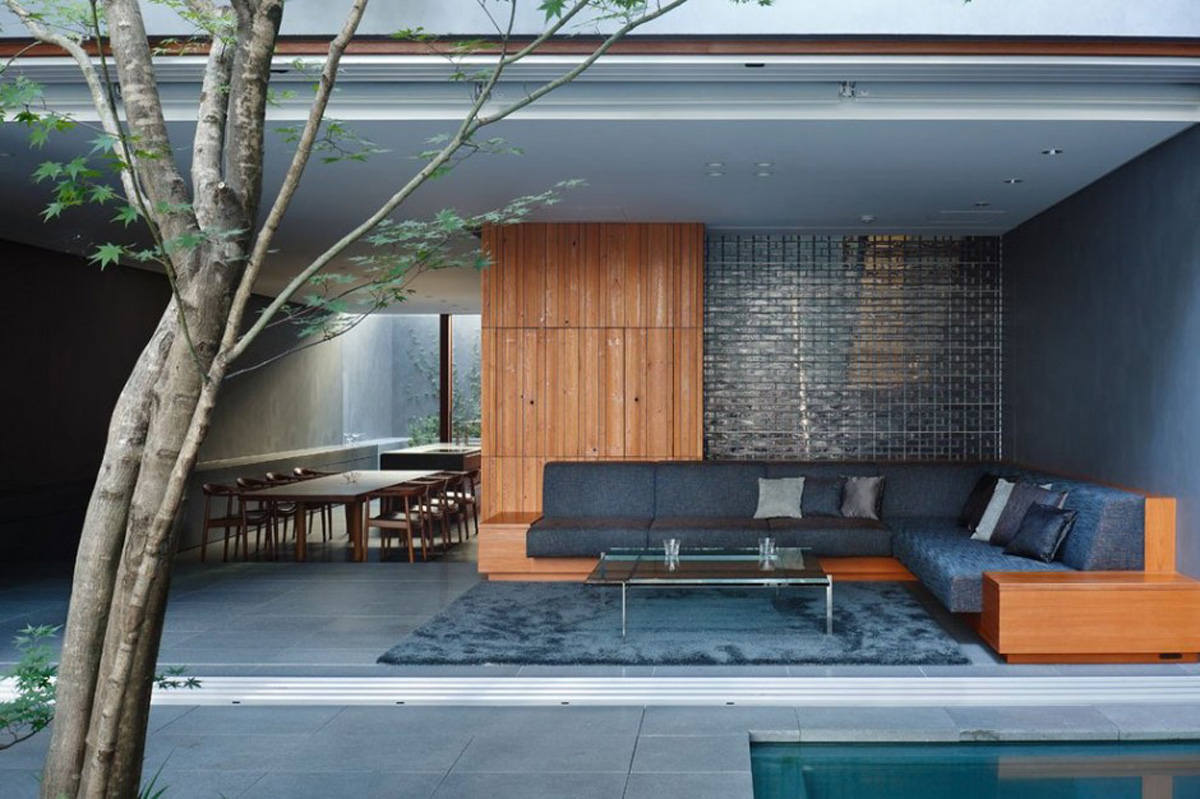 Optical Glass House Design By Hiroshi Nakamura U0026 NAP Nice Design