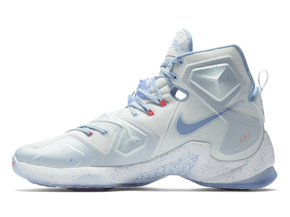 new product 0a89c 17413 ... Nike LeBron 13 Fire amp Ice Christmas Catalog Images ...