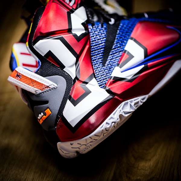 Another Compilation of Details on the What the Nike LeBron XII