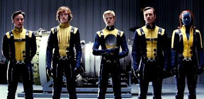 X-Men Costume
