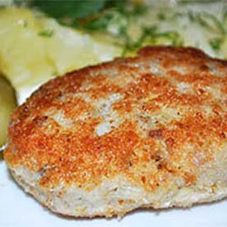 Russian Carp Fish Patties