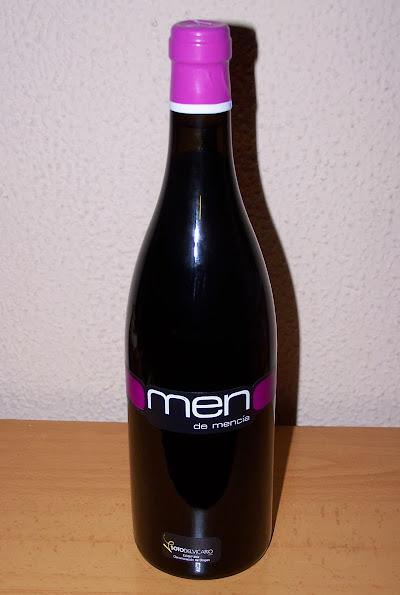 Men de Mencia 2008, D.o.Bierzo