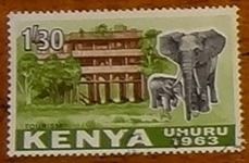 timbre Kenya 001