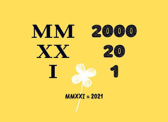 2021, mmxxi