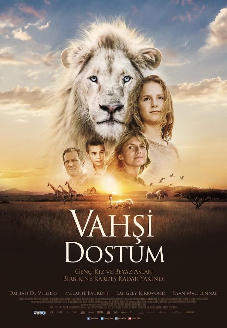 Vahşi Dostum - Mia et le Lion Blanc - Mia and the White Lion (2020)