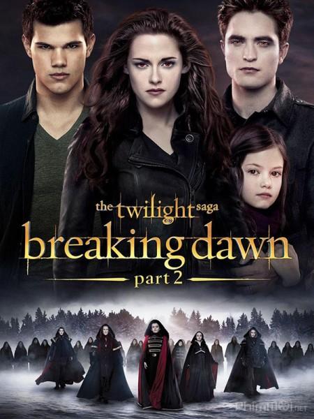 Chạng vạng 5: Hừng Đông Phần 2 - The Twilight Saga 5: Breaking Dawn Part 2 (2012) | Full HD Vietsub