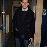 WWW.ENTSIMAGES.COM -     Harry Hadden-Paton         sighted leaving Trafalgar Studio London October 25th 2013                                              Photo Mobis Photos/OIC 0203 174 1069