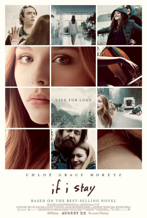 If I Stay (2014) Poster