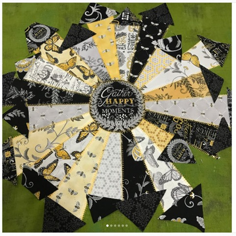 Dresden Neighborhood Quilt by Greenbrier Designs