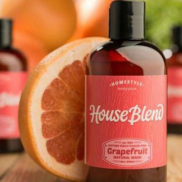 Grapefruit Wash 240ml 沐浴液- 美國入口