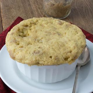 Sugar Free Cookie Butter Mug Cake
