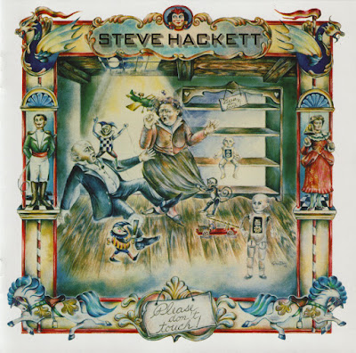 Steve Hackett ~ 1978 ~ Please Don't Touch