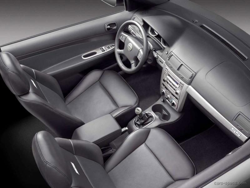 2010 chevrolet cobalt ss specifications pictures prices. Black Bedroom Furniture Sets. Home Design Ideas