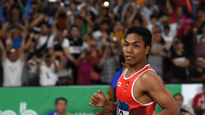 Lepas Zohri ke Olimpiade Tokyo, Luhut: Lebih Baik Pulang Tinggal Nama daripada Gagal