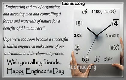 Happy Engineers Day Comments