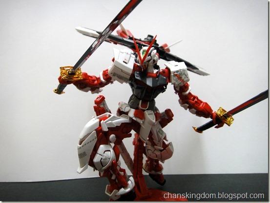 MBF-P02 Gundam Astray Red Frame -056