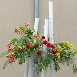 Ikebana at the Dowse