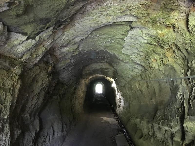 11:03 素掘りトンネル2