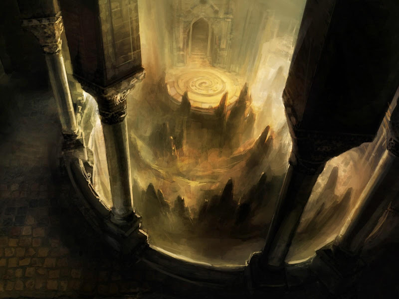 Descent Into Nowhere, Magick Lands 3