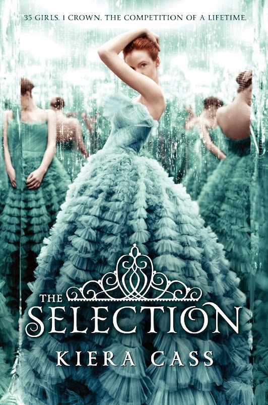 Book Review: The Selection (The Selection, Book 1), By Kiera Cass Cover Artwork