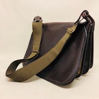 Holland & Holland Messenger Bag