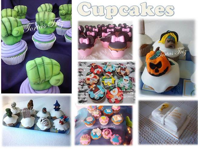 Cupcakes, ponquesitos