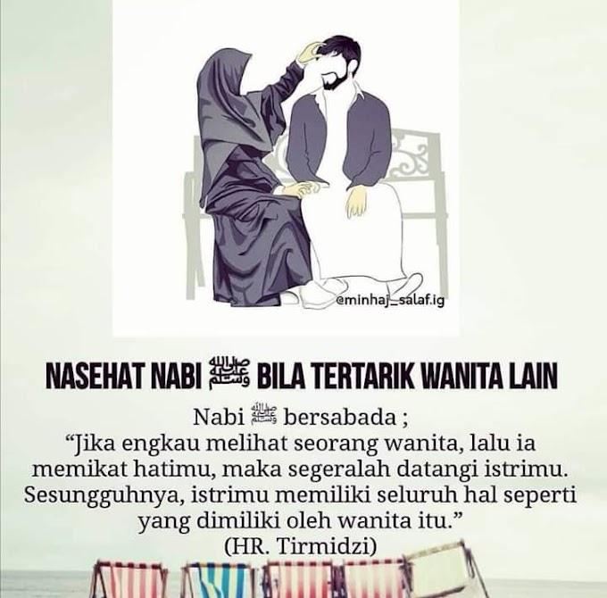 Bila suami tertarik dengan perempuan lain!